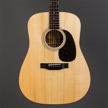 Вид новой гитары