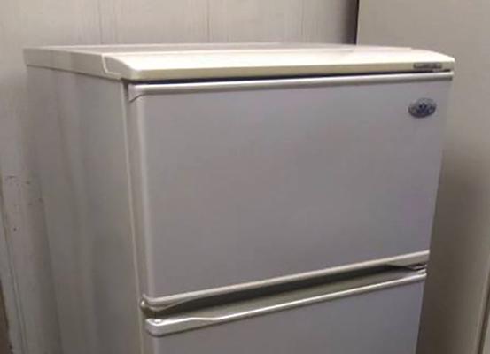 Холодильник Атлант на кухне