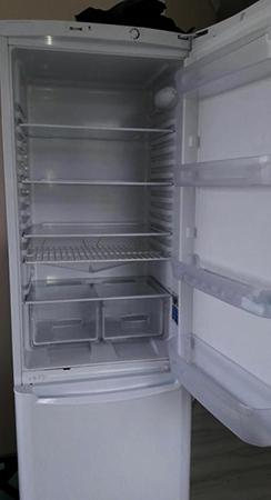Вид холодильника