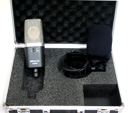 Микрофон INVOTONE CM400L