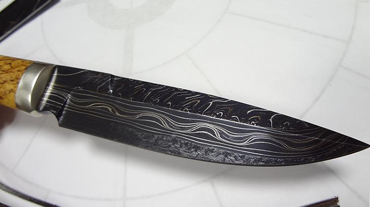 Новый нож ламинат