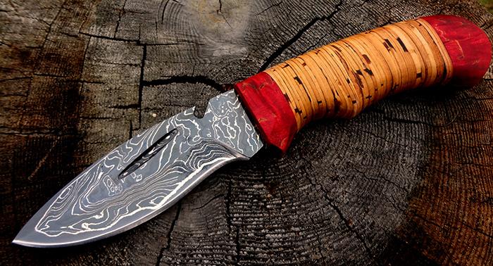 Сталь ламинат для ножей