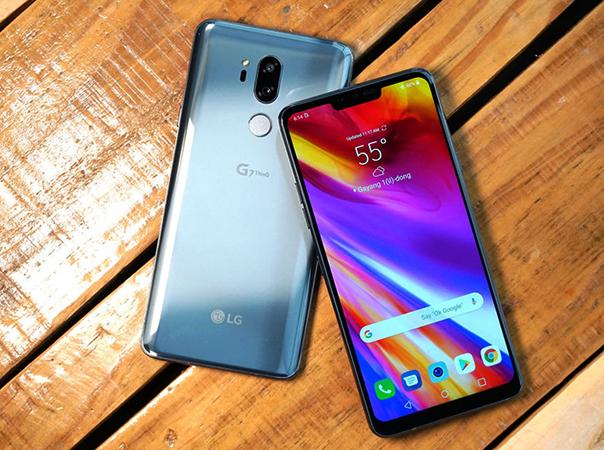 Смартфон LG G7