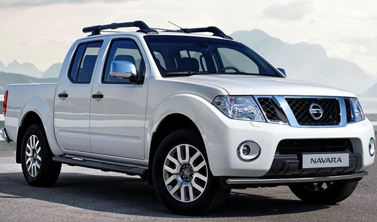 Новый Nissan Navara
