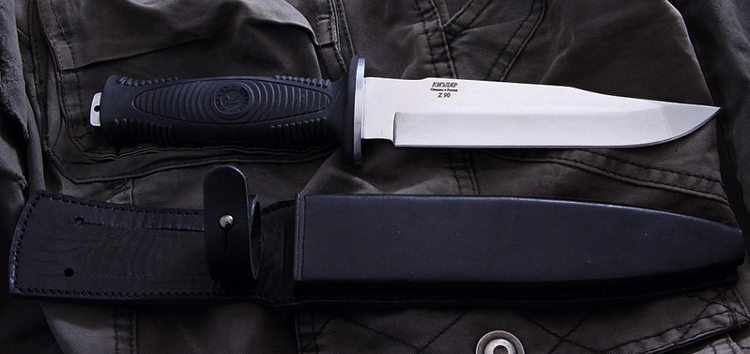 Новый нож Z90