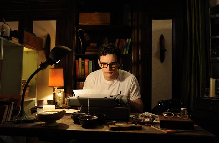 Мужчина-писатель