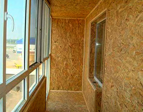 Отделка балкона пробкой — плюсы и недостатки