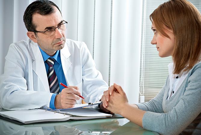 Психиатр за работой