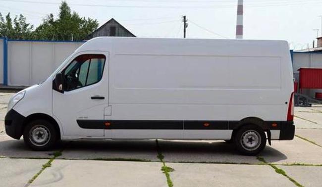 Новый Renault Master