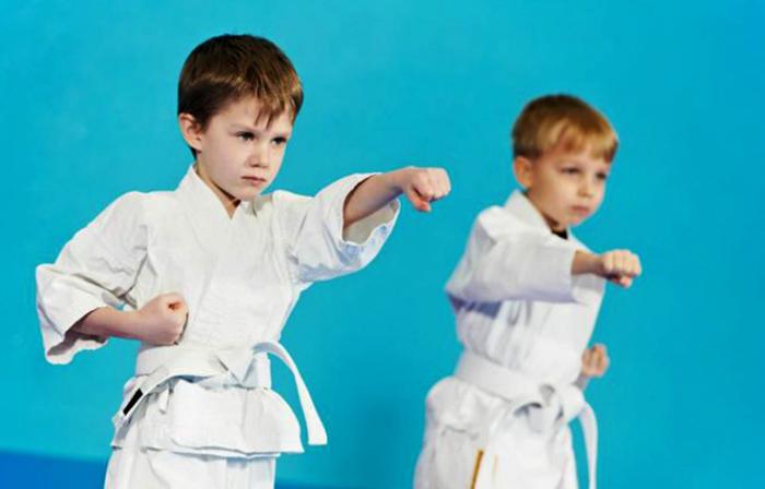Занятия по рукопашному бою