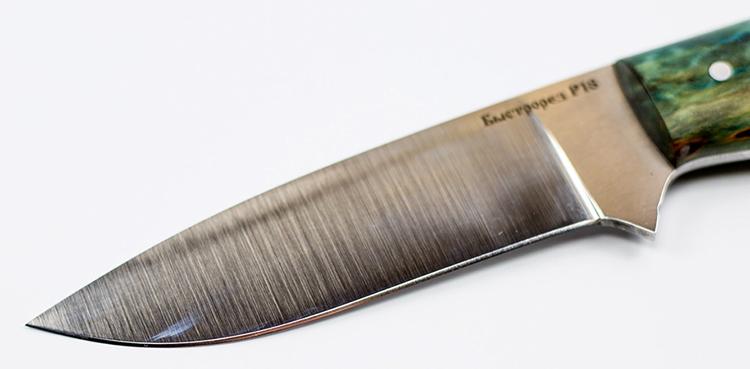 Нож Р18