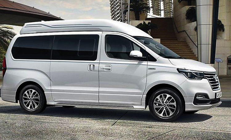 Новый Hyundai Starex