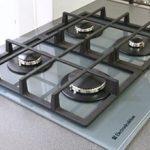 Стеклянная газовая варочная панель, ее плюсы и минусы