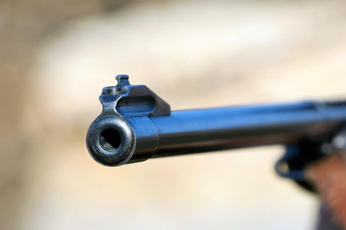 Стрельба из ружья