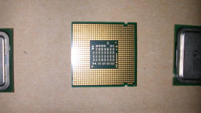 Вид процессоров