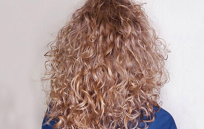 Волосы после биозавивки
