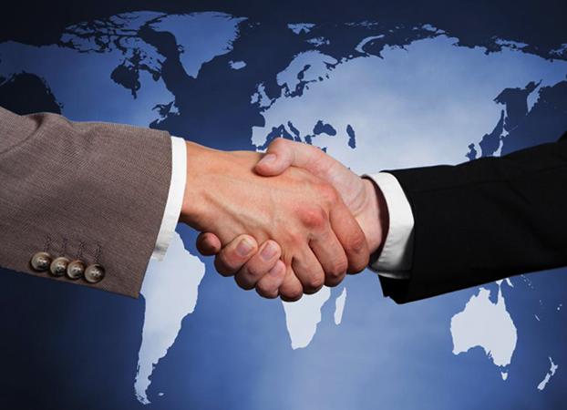 Международная сделка