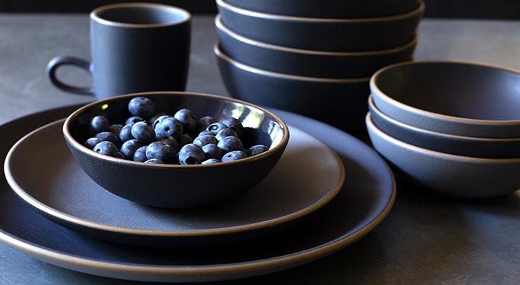 Новая посуда из керамики
