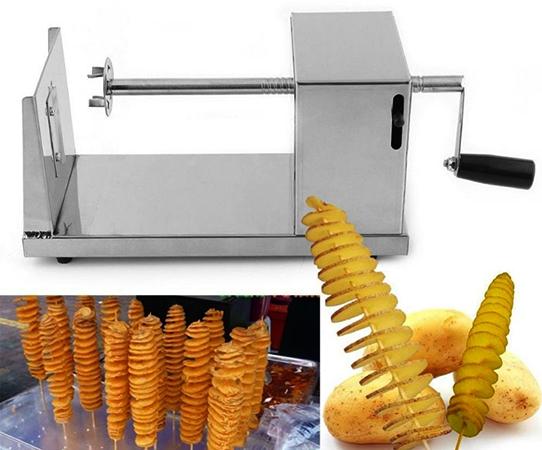 Оборудование для чипсов