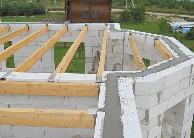 Современные деревянные перекрытия в доме