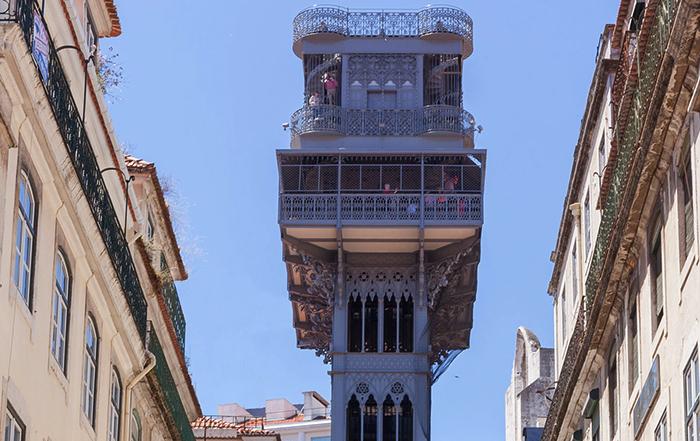 Элевадор-ди-Санта-Жушта