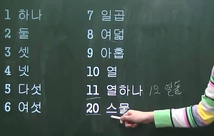 Изучение корейского