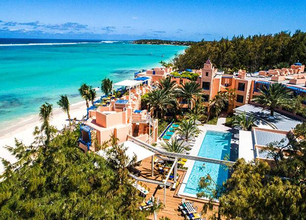 Отель на острове Маврикий