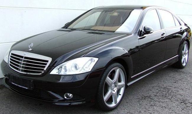 Новый Mercedes-Benz W221