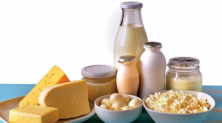 Молочный продукты
