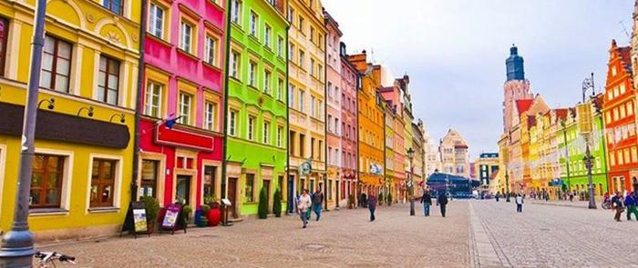 Улица Польши