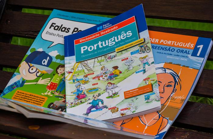 Учебники по португальскому