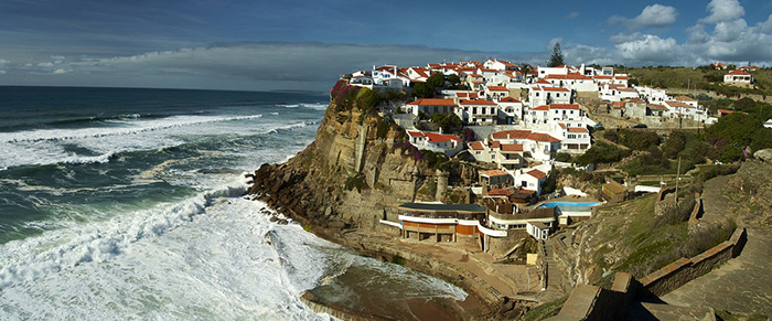 Зимняя Португалия