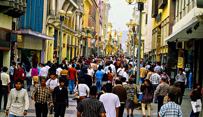 Улица Перу