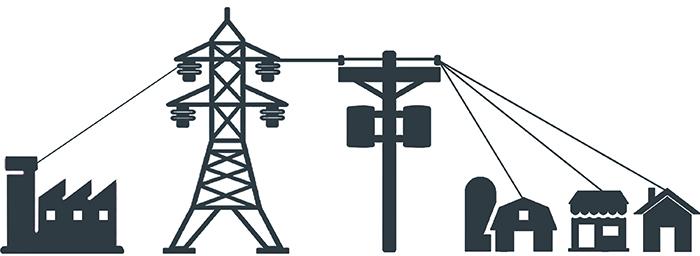 Генерация и поступление электроэнергии
