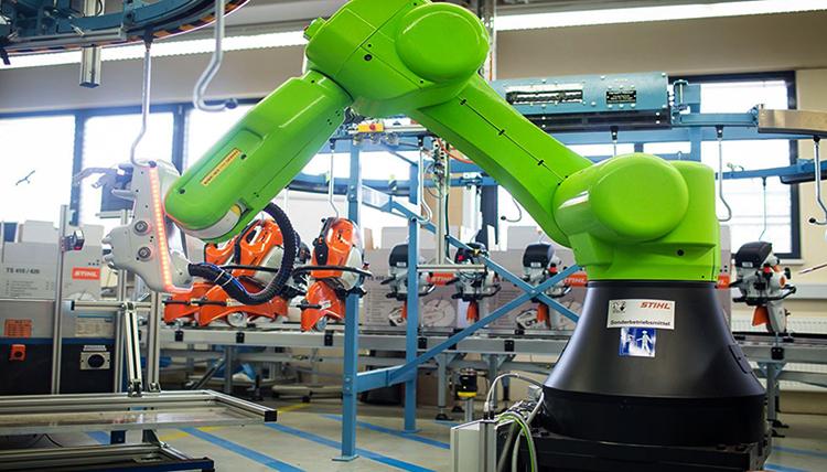 Роботизация производства