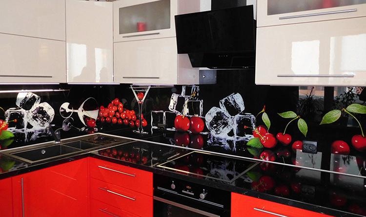 Красивые скинали для кухни