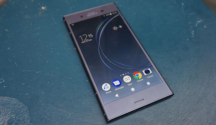 Новый Sony Xperia XZ1