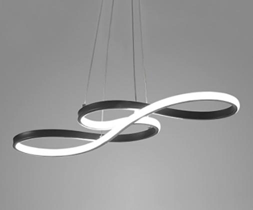 Современная светодиодная люстра