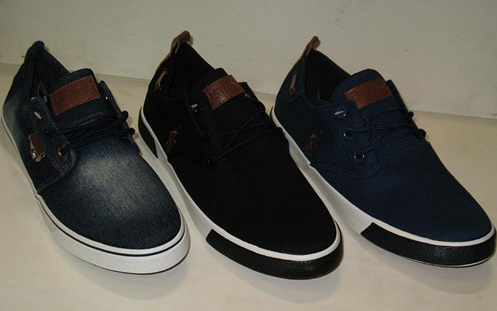 Мужская обувь из текстиля