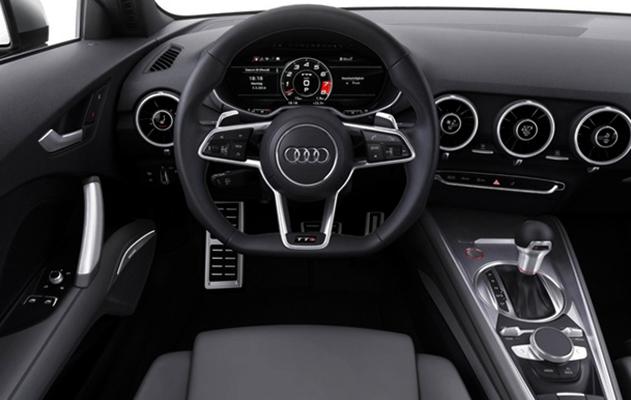 Салон Audi TT