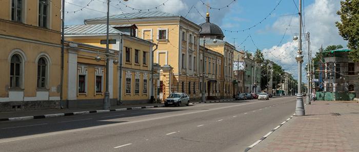 Улица Твери