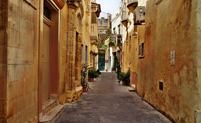 Улица Мальты