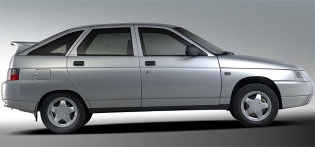 Новый ВАЗ 2112