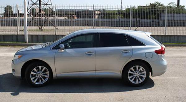 Toyota Venza в профиль