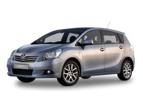 Автомобиль Toyota Verso — плюсы и недостатки