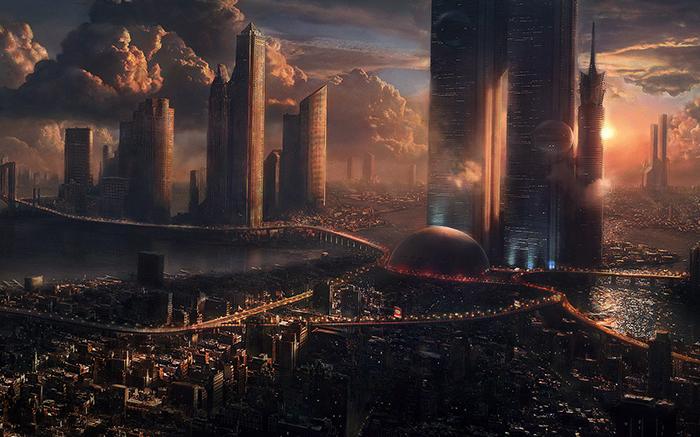 Вид техногенной цивилизации