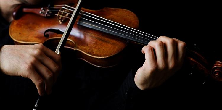 Игра на скрипке