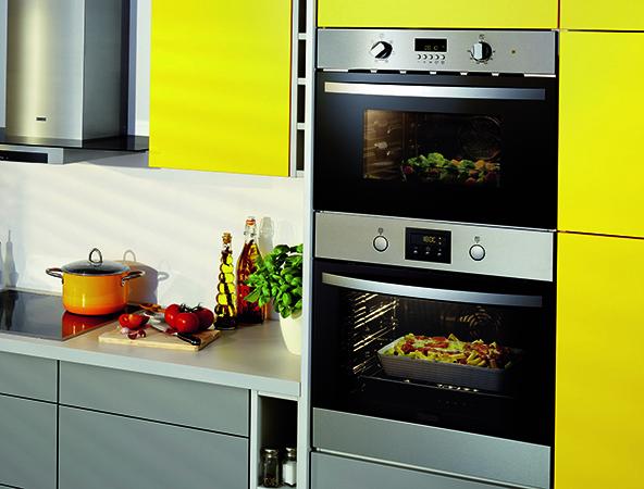 Современная встраиваемая кухонная техника