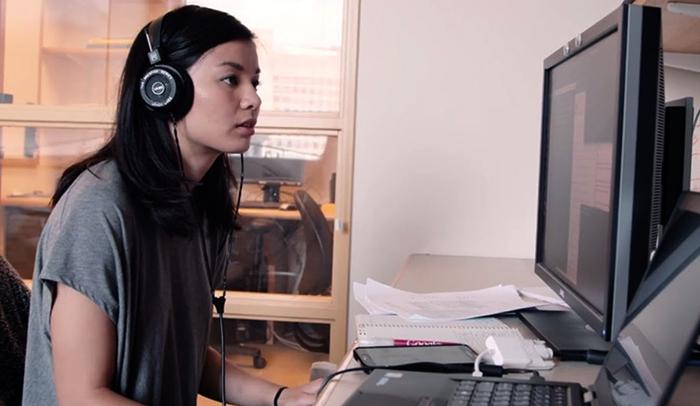 Девушка-программист