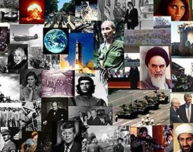 Основные события 20 века в мире